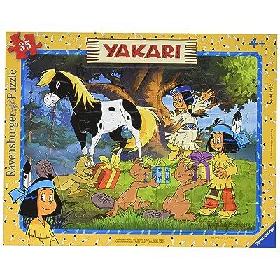 Alles Gute, Yakari! 30-48 Teile Rahmenpuzzle