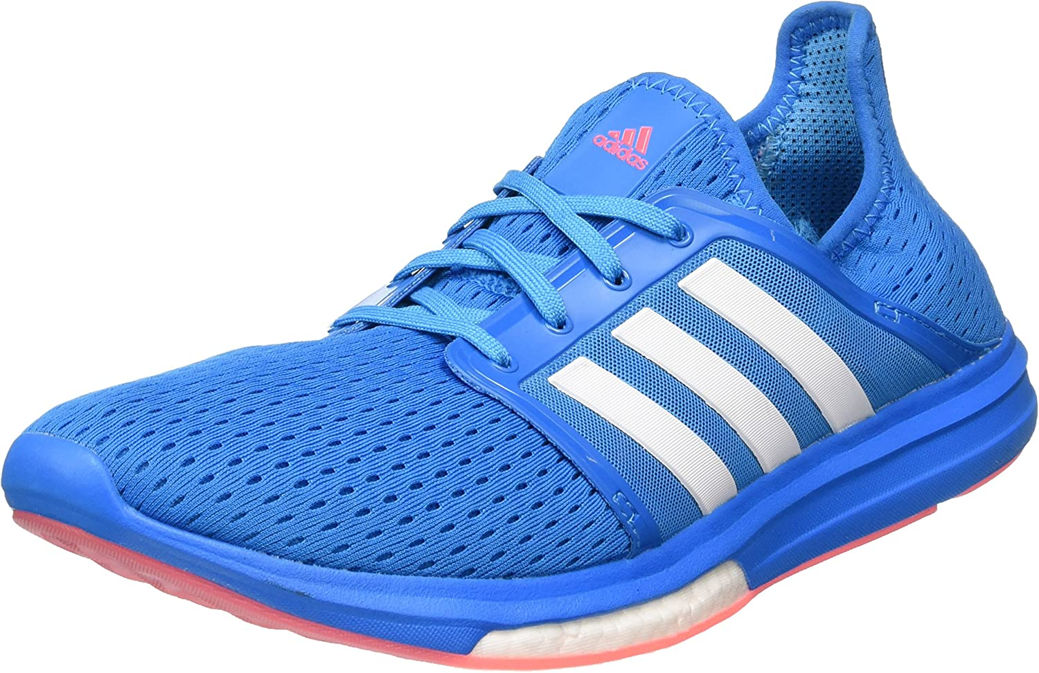 adidas CC Sonic Boost Size 10 Women's Running Shoes Blue: Amazon.co.uk: Shoes & Bags