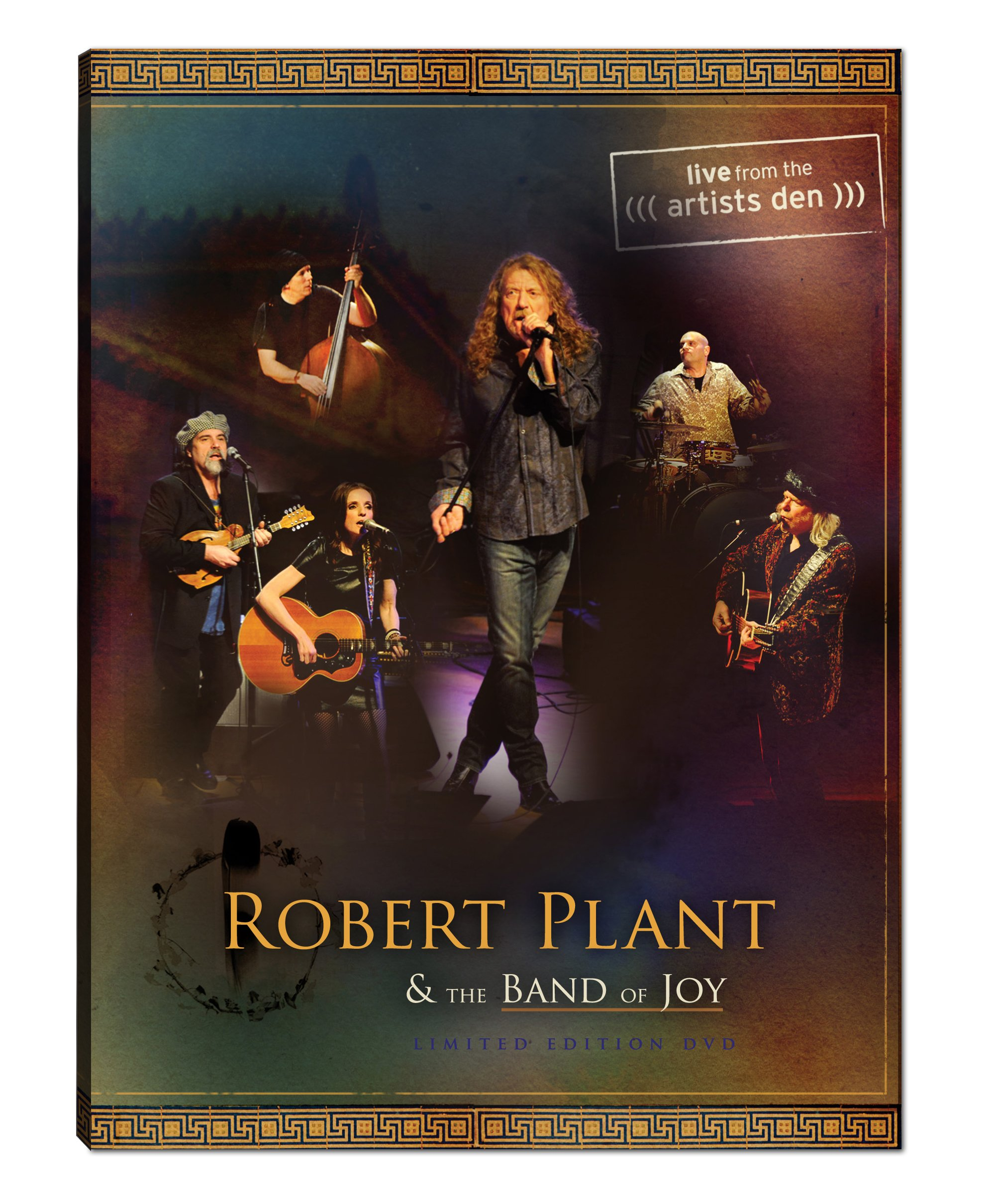 DVD : Robert Plant - Live from the Artists Den