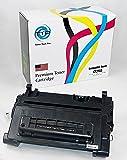 TTP Brand Premium New compatible Hewlett Packard CF281A (81A) Black Toner Cartridge for LaserJet Enterprise M604, M605, M606; MFP M630, 10,500 Pages
