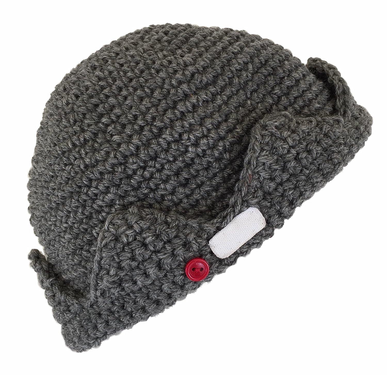 Amazon.com: Jughead Jones Crown Hat Beanie Crocheted Crochet ...