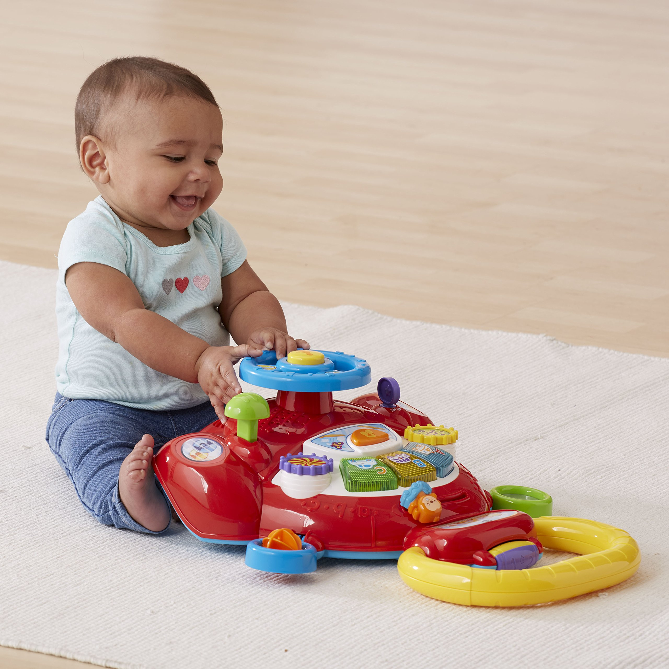 VTech Sit, Stand and Ride Baby Walker (Frustration Free Packaging) (Amazon Exclusive) by VTech (Image #14)