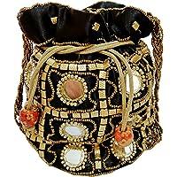 GiftingTree Ethnic Rajasthani Potli Bag For Women, Bridal, Casual, Party, Wedding