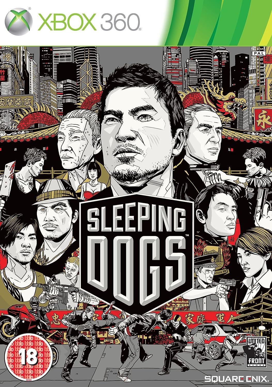 Square Enix Sleeping Dogs, Xbox 360 - Juego (Xbox 360, Xbox 360, Acción / Carreras, RP (Clasificación pendiente))