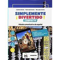 ¡Simplemente divertido! Compacto. Per la Scuola media. Con e-book. Con espansione online. Con formato audio MP3. Con Libro: En mapas. Con DVD-ROM