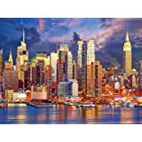Midtown Manhattan Skyline, NYC 500 pc Colorluxe Puzzle
