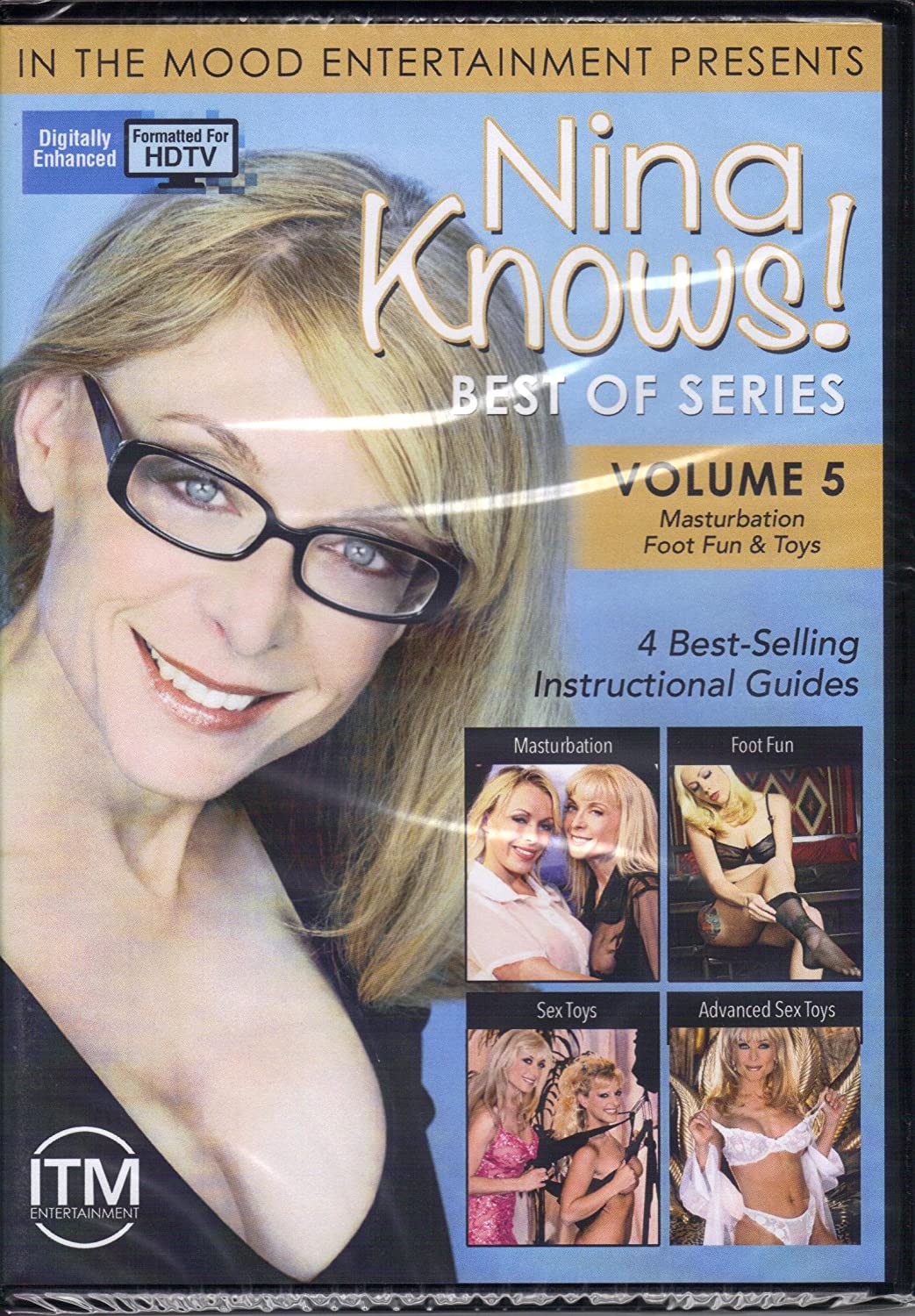 Amazon Nina Knows Best Of Series Vol 5 Guide To
