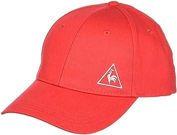 07e115a3 Le Coq Sportif Authentica Cap (Pure Red): Amazon.co.uk: Sports ...