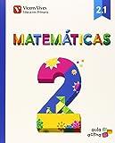Matematicas 2 (2.1-2.2-2.3) Aula Activa - 9788468228341