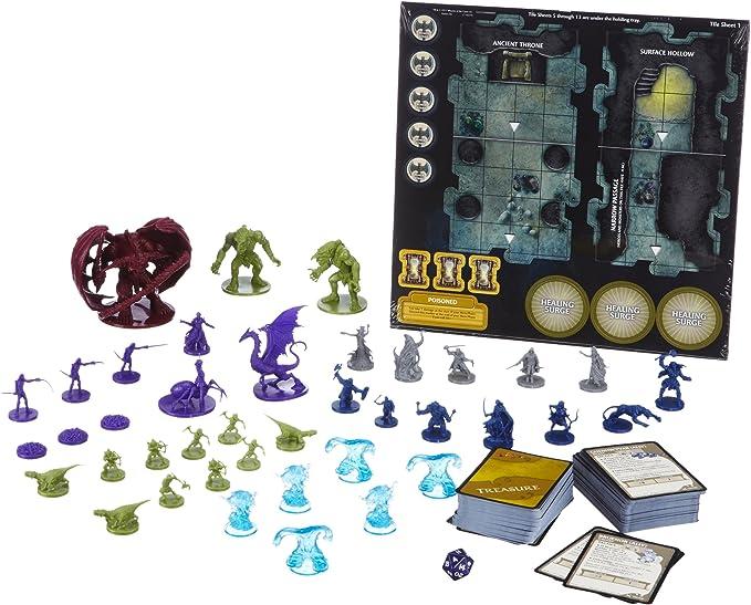 Wizards of the Coast - Juego de Mesa, «Dragones y Mazmorras: la Leyenda de Drizzt»: Wizards RPG Team: Amazon.es: Juguetes y juegos