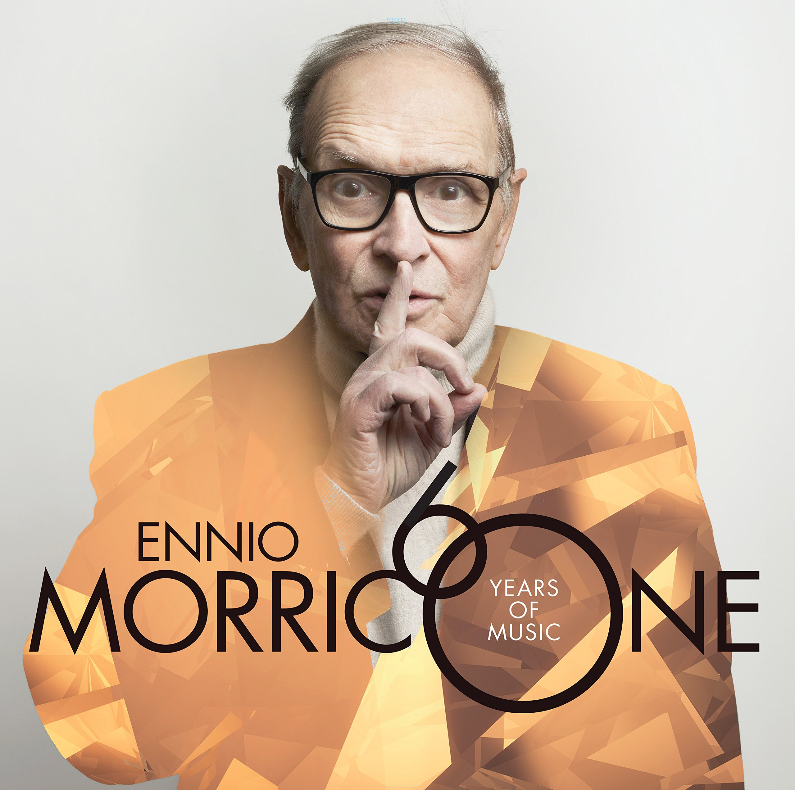 CD : Ennio Morricone - Morricone 60 (With DVD, Deluxe Edition, 2PC)