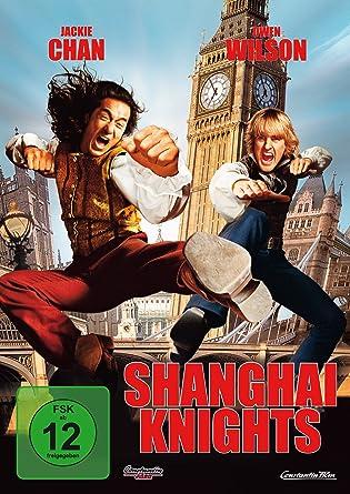 Shanghai Knights Amazonde Owen Wilson Aidan Gillen Fan Siu Wong