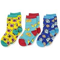 Socksmith Unisex Best Foods Forever (Toddler/Little Kid/Big Kid)