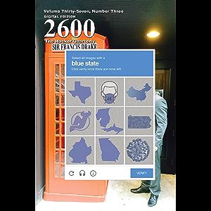 2600 Magazine: The Hacker Quarterly - Mac/PC - Autumn 2020