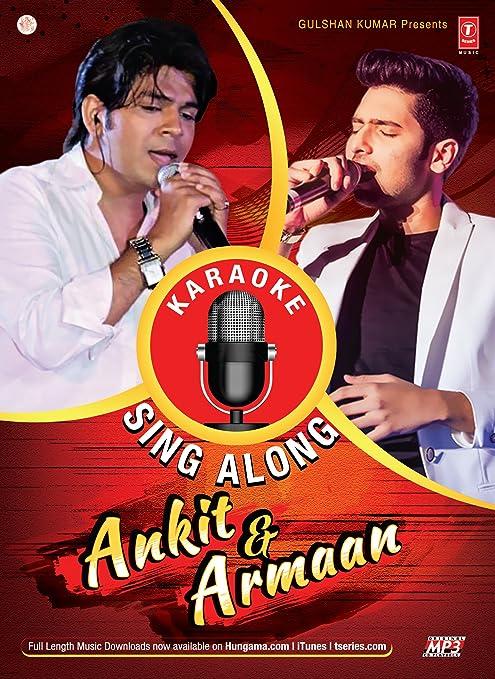 Karaoke Sing Along - Ankit & Armaan