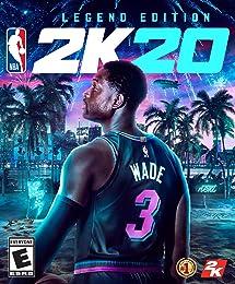 Amazoncom Nba 2k20 Legend Edition Online Game Code