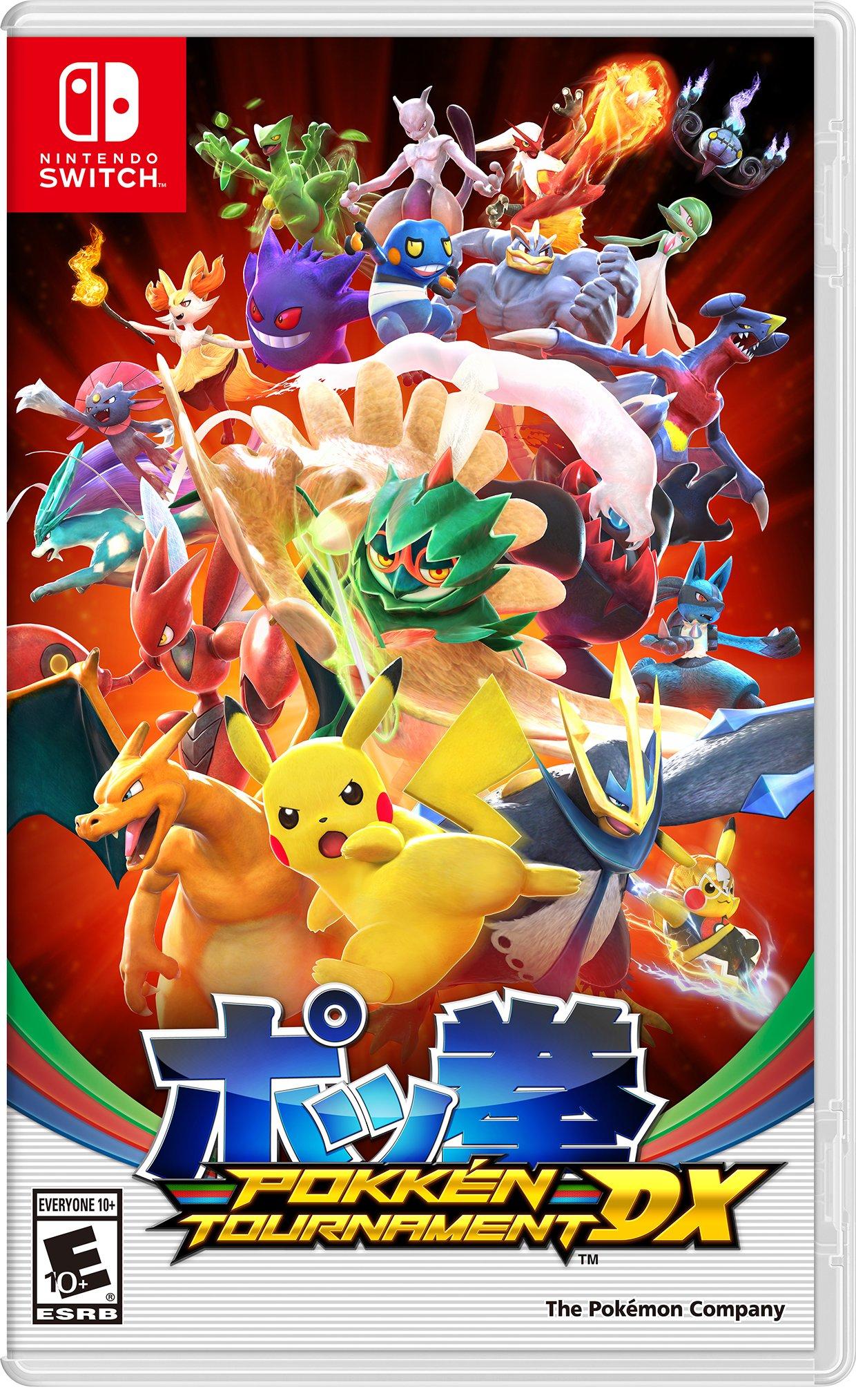 Pokken Tournament DX - Nintendo Switch [Digital Code]