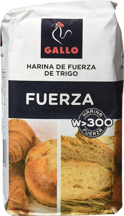 Pastas Gallo Harina De Fuerza Paquete 1000 G Pack De 10 Amazon Es Alimentación Y Bebidas