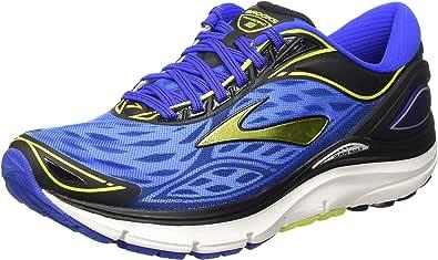 Brooks Transcend 3 M, Zapatillas de Running para Hombre, Electric Blue/Lime Punch/B, 41 EU: Amazon.es: Zapatos y complementos