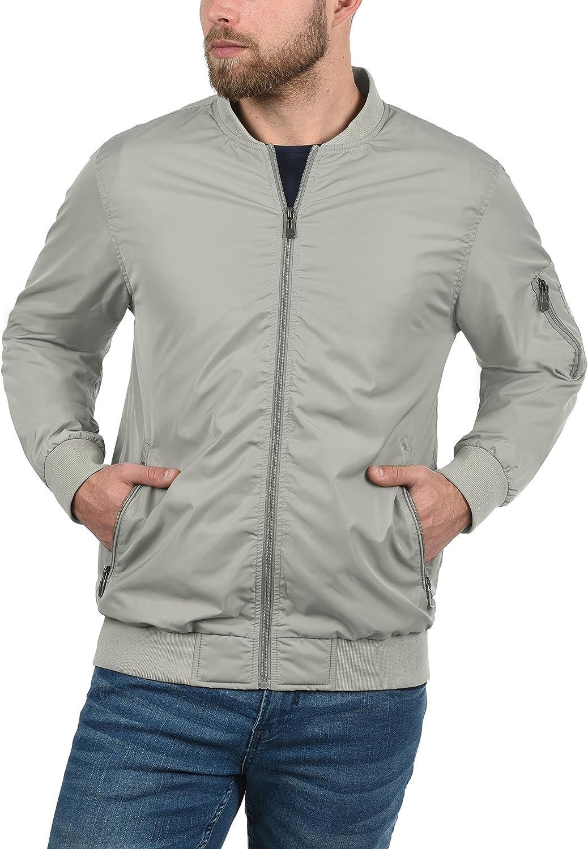 Blend Craz Herren Bomberjacke /Übergangsjacke Jacke mit Stehkragen