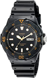 9c549080b6f4 Amazon.com  CASIO Men s MW600F-1AV 10-Year Battery Sport Watch ...