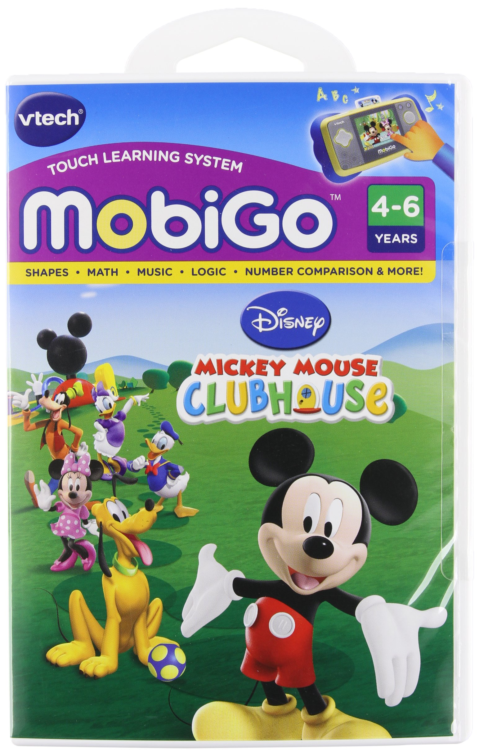 VTech - MobiGo Software - Mickey Mouse Clubhouse by VTech (Image #1)