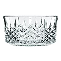 """Markham by Waterford 9"""" Crystal Bowl"""