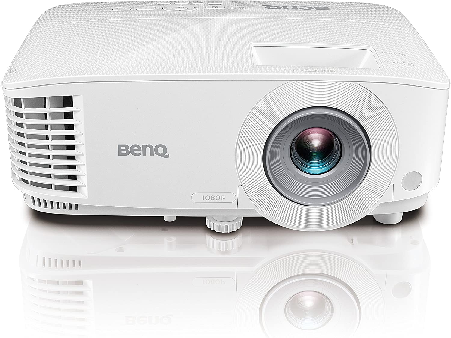BenQ MH733 1080P Business Projector | 4000 Lumens for Lights On Enjoyment | 16,000:1 Contrast Ratio for Crisp Picture | Keystone for Flexible Setup