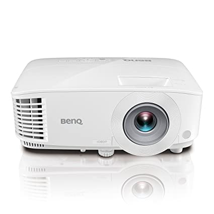 2368430acfd Amazon.com: BenQ MH733 1080P Business Projector | 4000 Lumens for Lights On  Enjoyment | 16,000:1 Contrast Ratio for Crisp Picture | Keystone for  Flexible ...