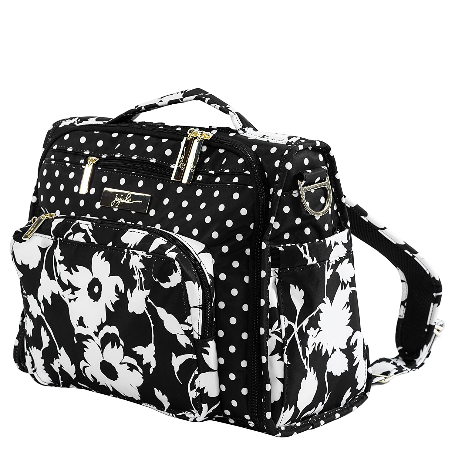 Ju-Ju-Be Legacy Collection B.F.F. Convertible Diaper Bag, The Queen of the Nile 13FM02LTQN