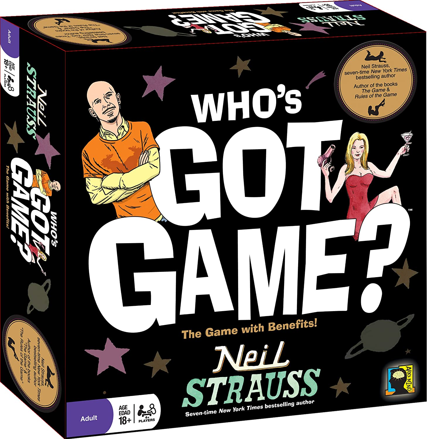 Online copy of the game by neil strauss petit hauts online