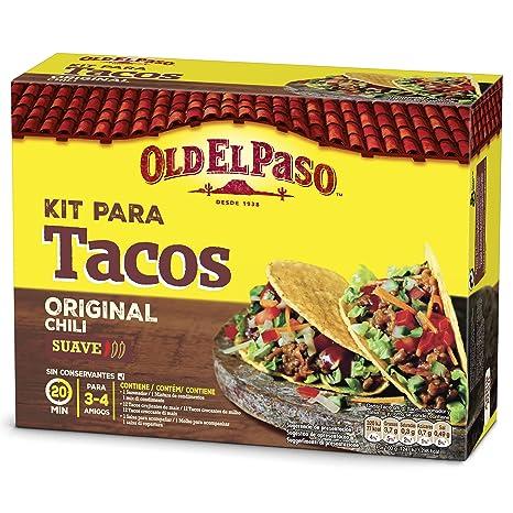 Old El Paso - Kit Para Tacos - 308 gr