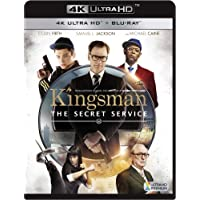 Kingsman: The Secret Service (4K UHD & HD)