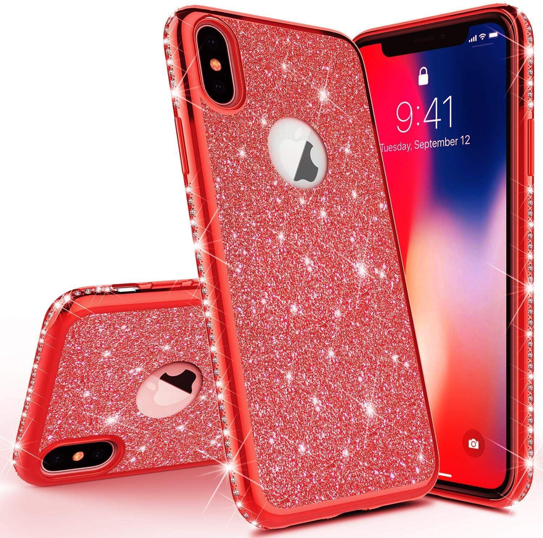 Homikon Silikon Hülle Kompatibel Mit Iphone X Elektronik