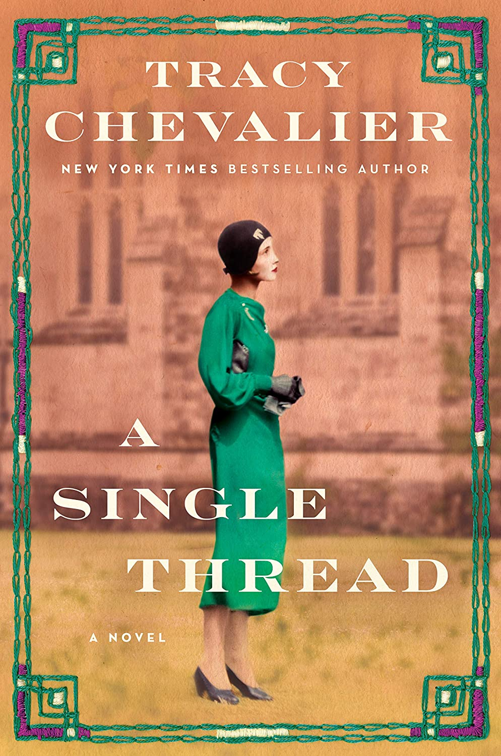 Image result for a single thread tracy chevalier