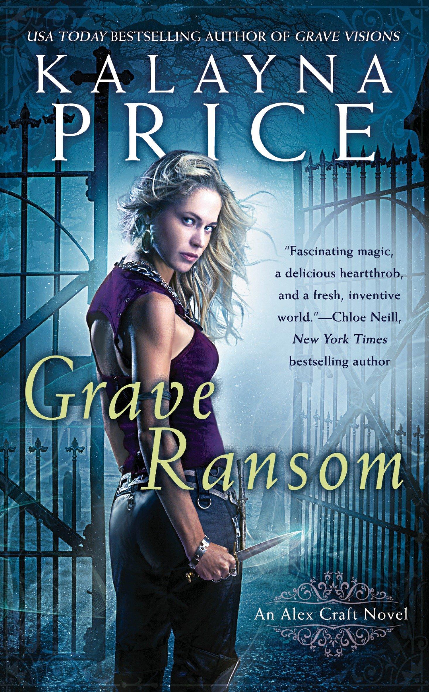Grave Ransom (An Alex Craft Novel, Band 5)