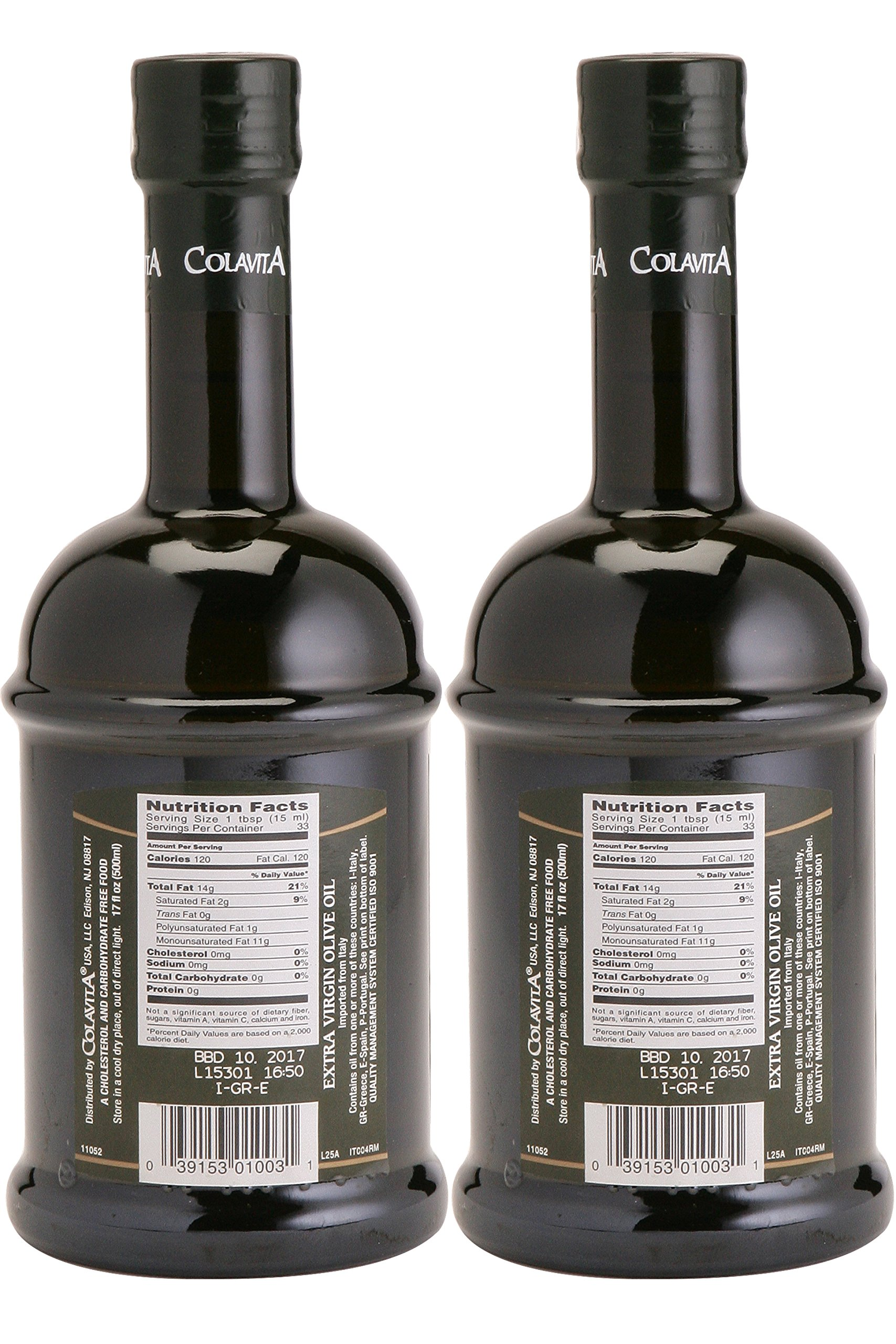 Colavita Extra Virgin Olive Oil Special, 17 Ounce (Pack of 2) by Colavita (Image #10)