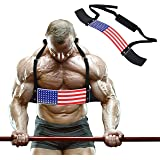 DEFY Heavy Duty Arm Blaster for Biceps and Triceps Workout Ideal Bicep Isolator & Muscle Builder for Bodybuilders and Weight