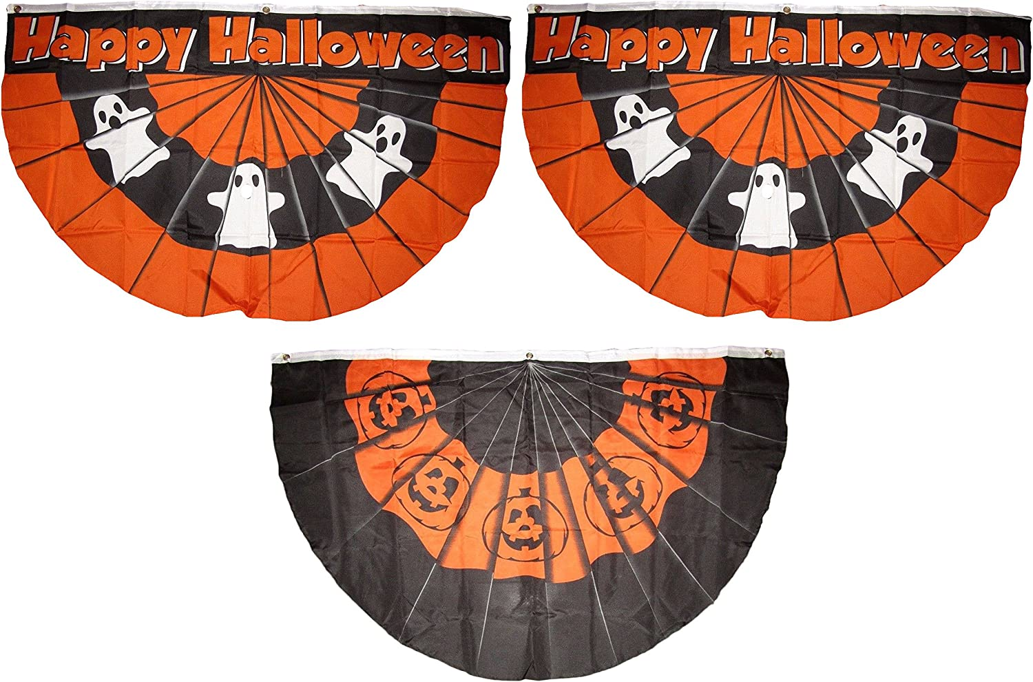 Halloween Outdoor Bunting Banners