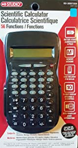 Studio Scientific Calculator 56 Functions
