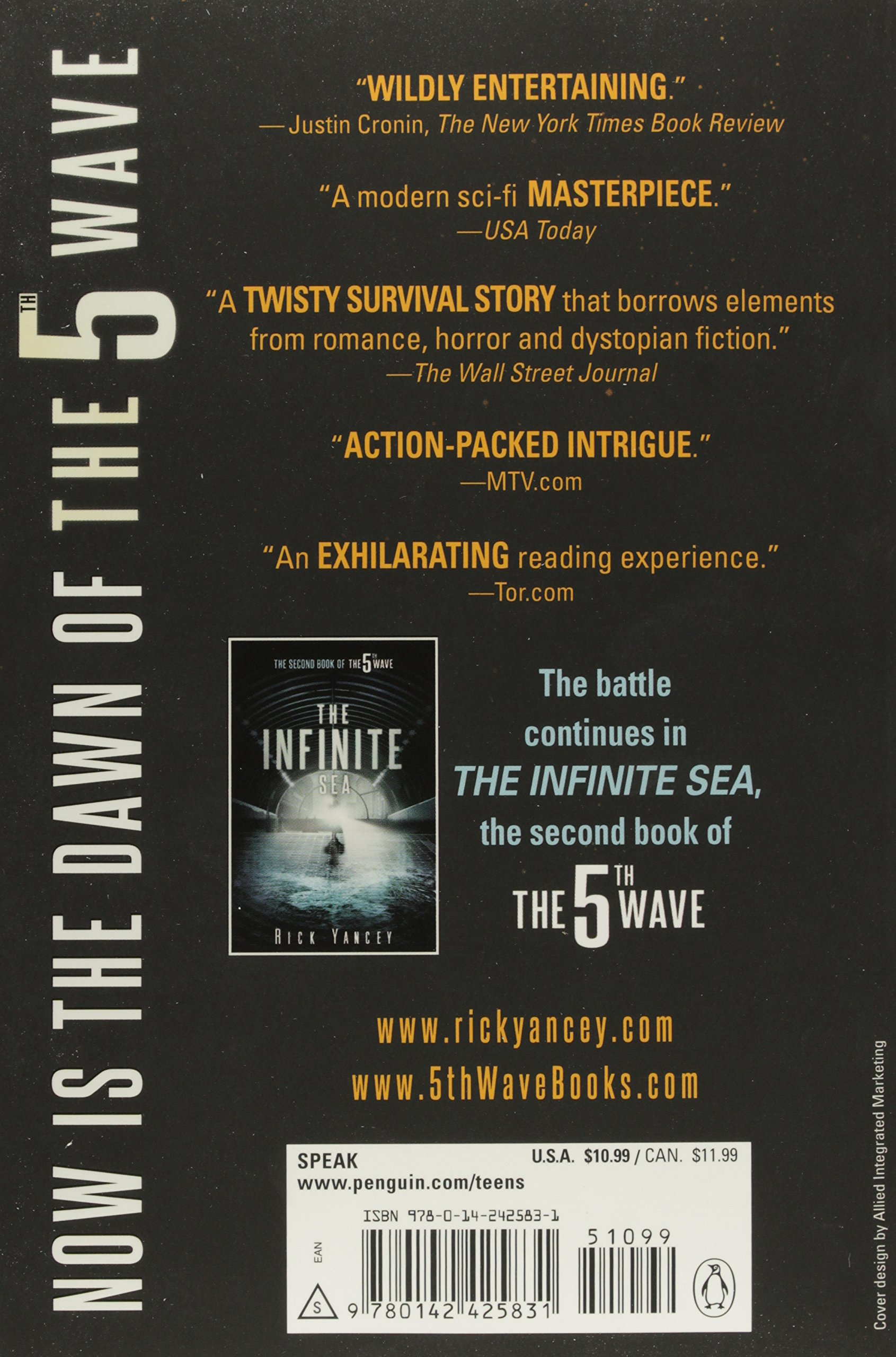 the fifth wave free download pdf