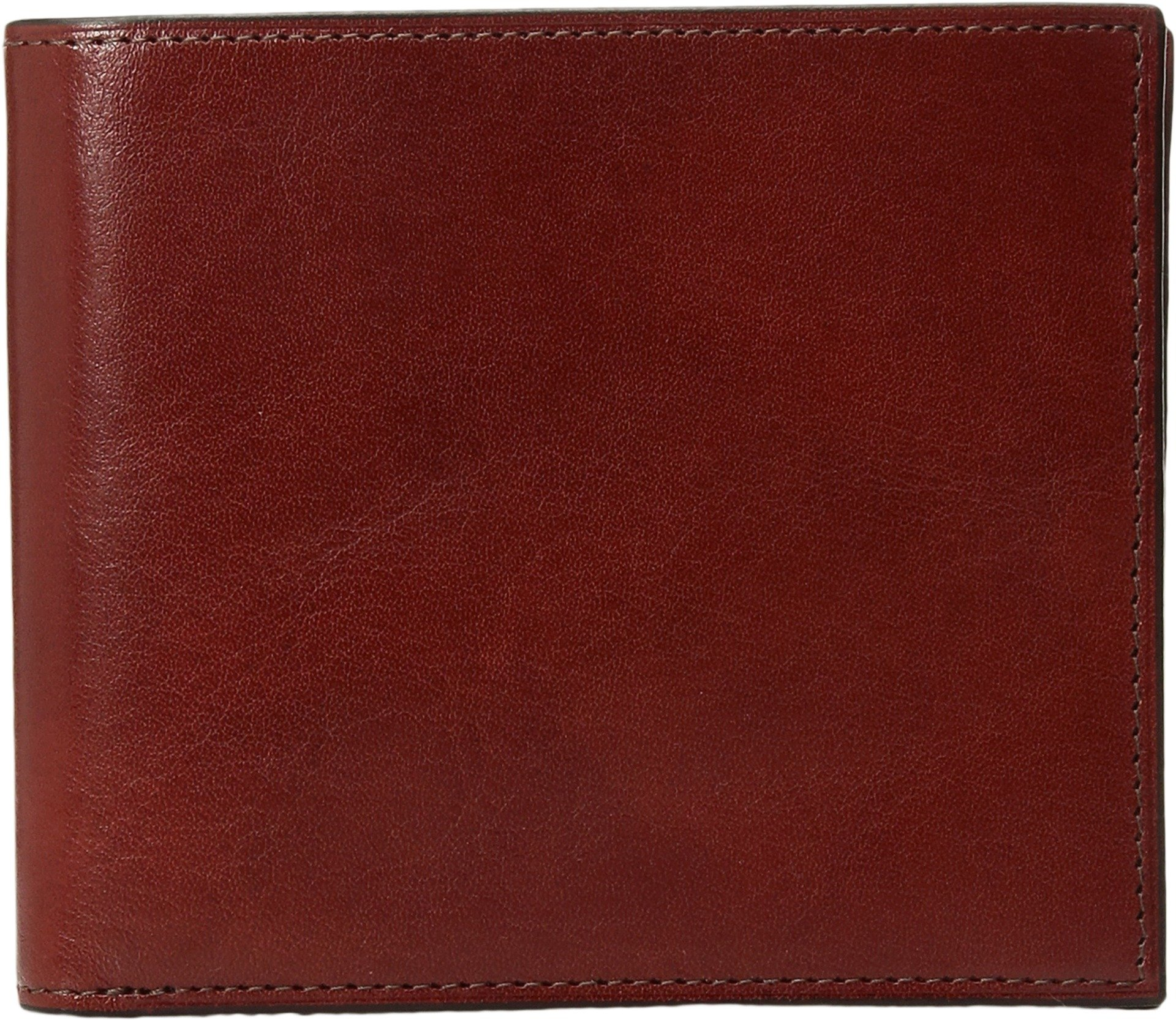 Bosca Men's Old Leather Collection - Eight-Pocket Deluxe Executive Wallet w/Passcase (Cognac)