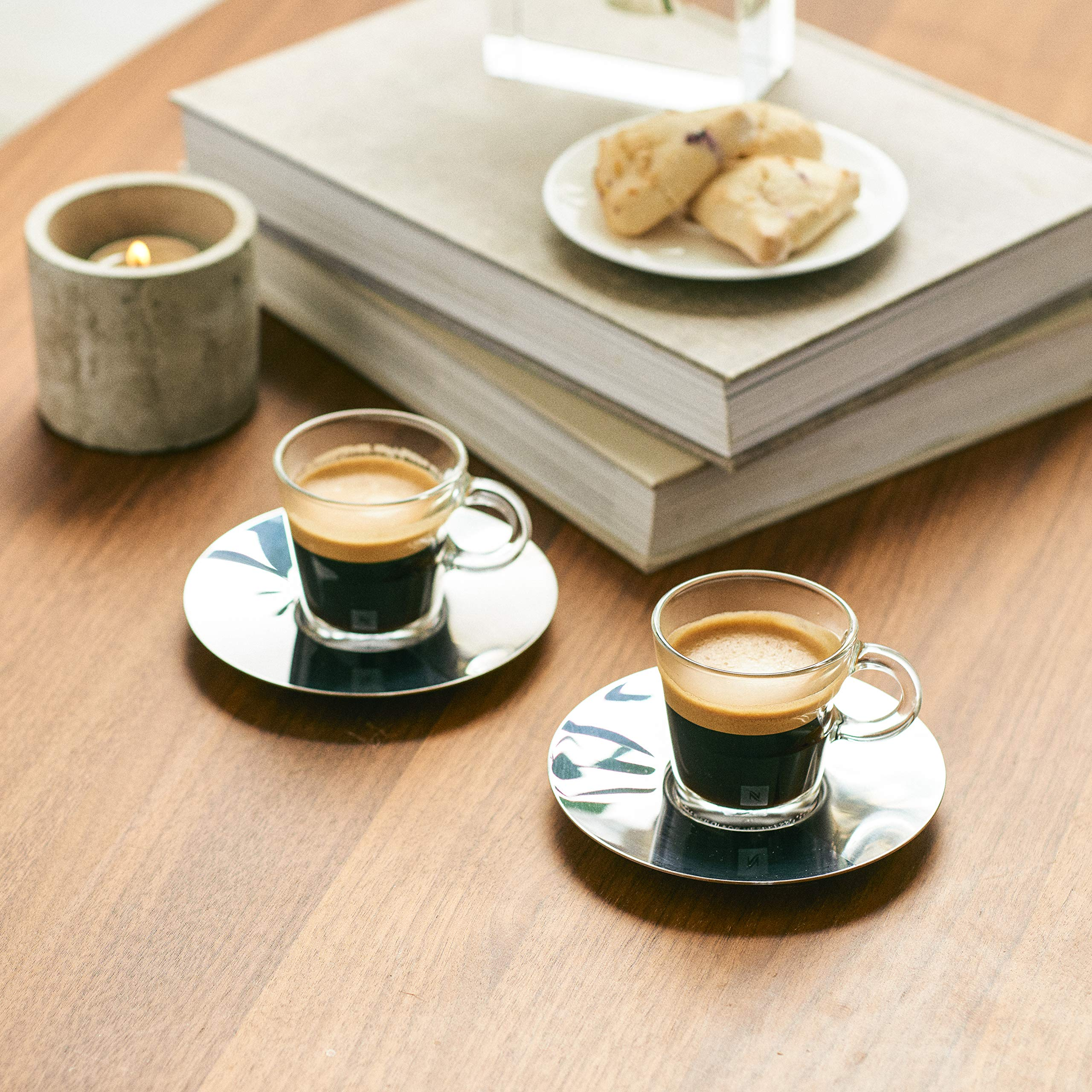 Nespresso OriginalLine, Fortissio Lungo, 50Count - NOT Compatible with Vertuoline by  Nestle Nespresso (Image #4)