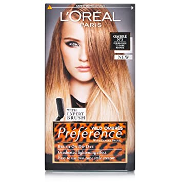 Dip Dye Selber Färben l oreal preference ombre dip dye hair kit no 3 to