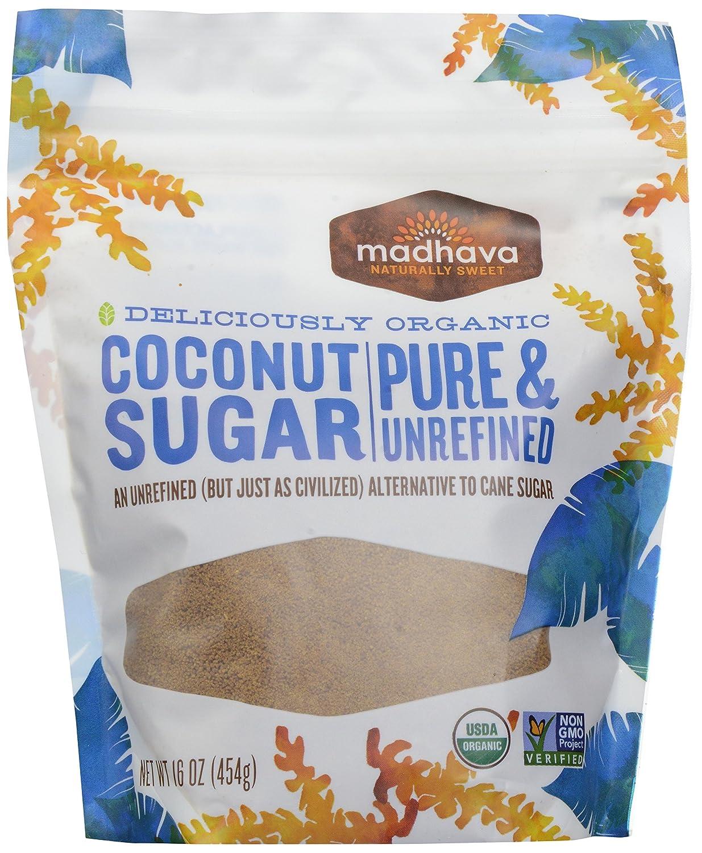 Madhava Coconut Sugar - Blonde - 16 oz