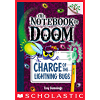 Charge of the Lightning Bugs: A Branches Book (The Notebook of Doom #8) (English Edition)