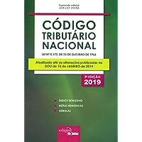 Código Tributário Nacional 2019 - Mini