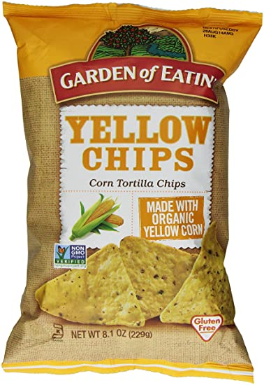 Garden Of Eatinu0027, Yellow Chips, ...
