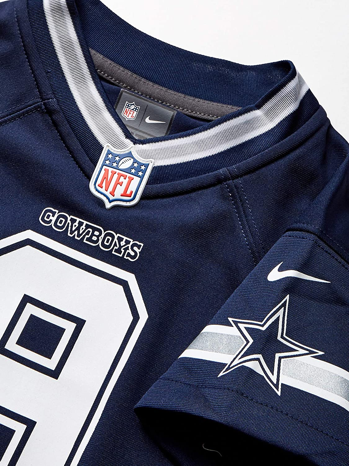 Dallas Cowboys Nike Infant Tony ROMO #9 Game Jersey Nike Infant Tony ROMO #9 Game Jersey