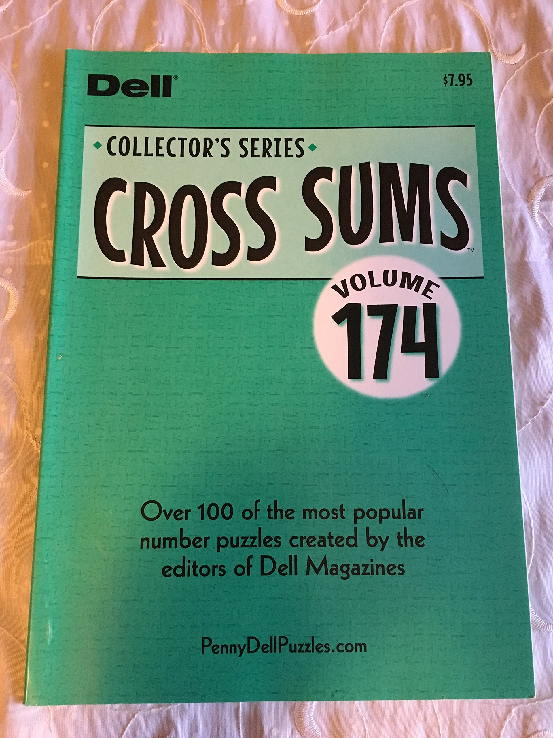 Penny Press Selected Puzzles Cross Sums *Volume 174* Special Collection pdf